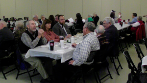 Guests attending the Catoctin SCD 75th anniversary celebration from Kent and Harford counties