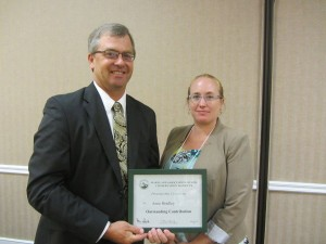 Anne Bradley award photo