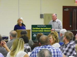 Newest FSCAP Farm in Frederick County-Reich's Ford Farm